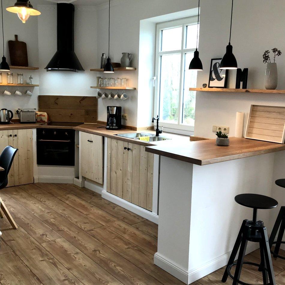 De gode Stuuv - Küche