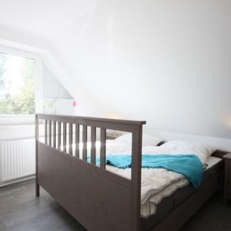 Ferienwohnung Nini Burg Schlafzimmer