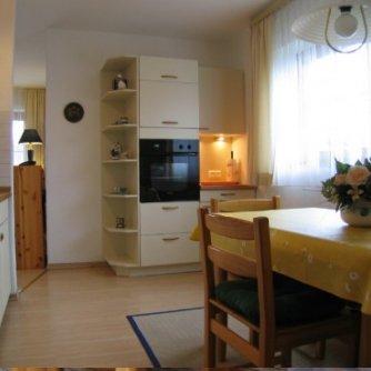 Ferienwohnung LH2-163 Lemkenhafen Küche