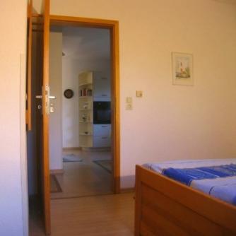 Ferienwohnung LH2-163 Lemkenhafen Schlafzimmer