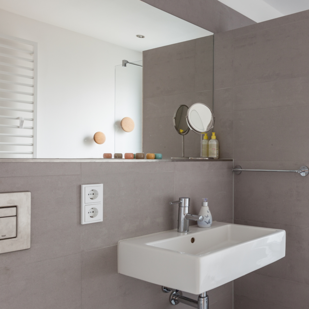 Badezimmer Seglerhaus