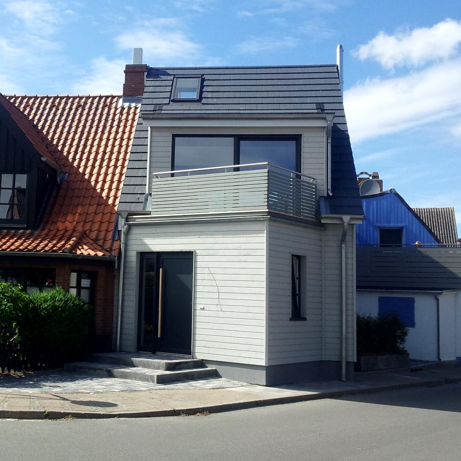 Seglerhaus Eingang
