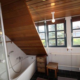 Ferienhaus ND3-131 Niendorf Badezimmer