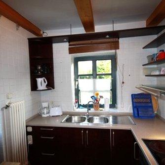 Ferienhaus ND3-131 Niendorf Küche