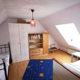 Ferienhaus ND3-131 Niendorf Schlafzimmer
