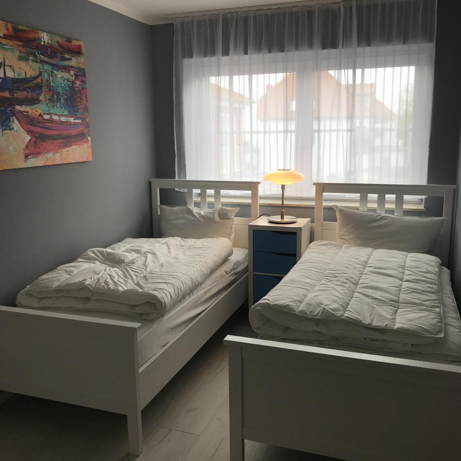 Hafenmeisterei Schlafzimmer 2