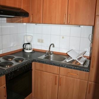 Ferienwohnung OR3-108 Orth Küche