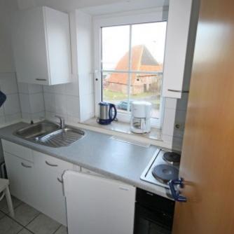 Ferienwohnung OR3-540 Orth Küche
