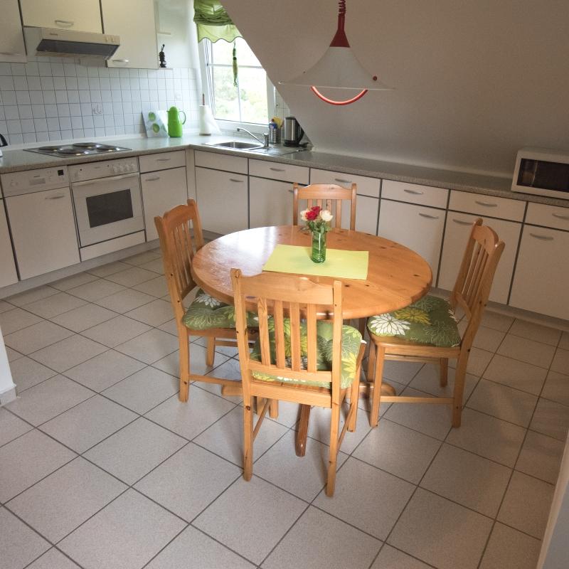 Fewo Ankerplatz - Küche