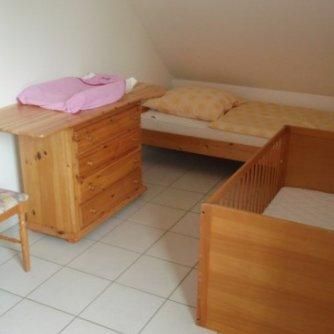 Ferienwohnung Kapitäns-Kajüte Petersdorf Schlafzimmer 5