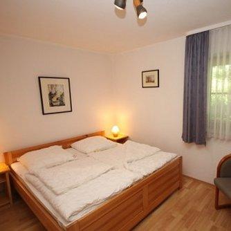 Ferienwohnung KH3-013 Petersdorf Schlafzimmer