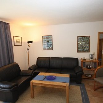 Ferienwohnung KH3-013 Petersdorf Wohnzimmer