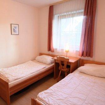 Ferienwohnung KH3-121 Petersdorf Schlafzimmer 2
