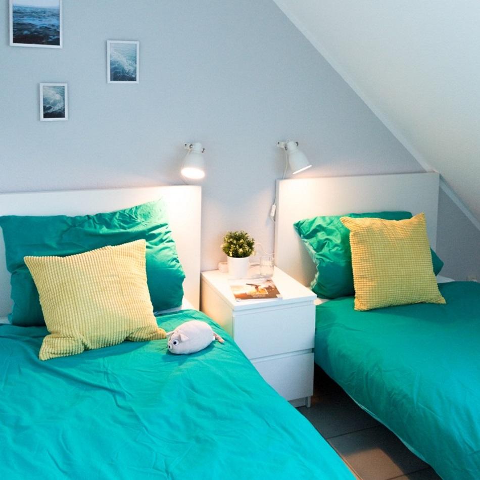 Fewo MEA - Schlafzimmer 2