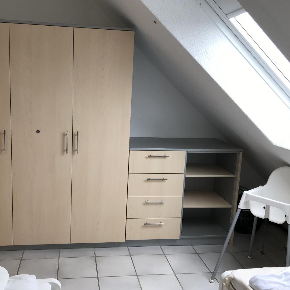 Kornfeld - Schlafzimmer unten