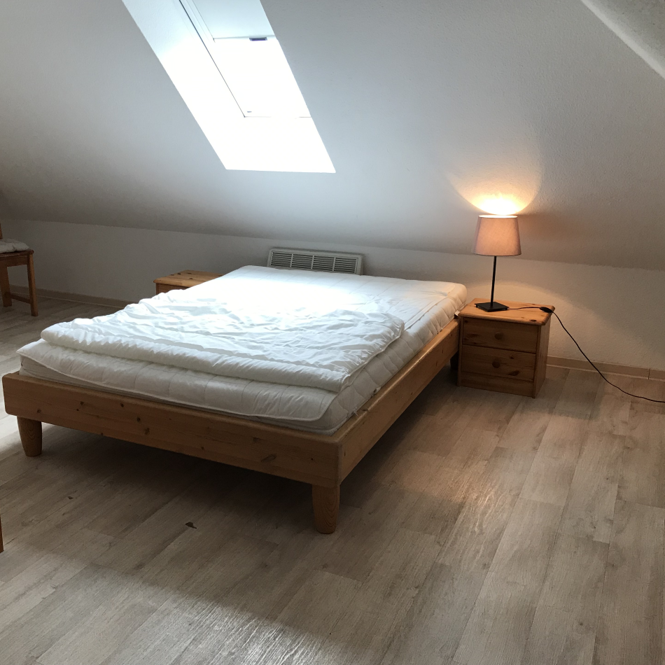 Korneld - Schlafzimmer oben