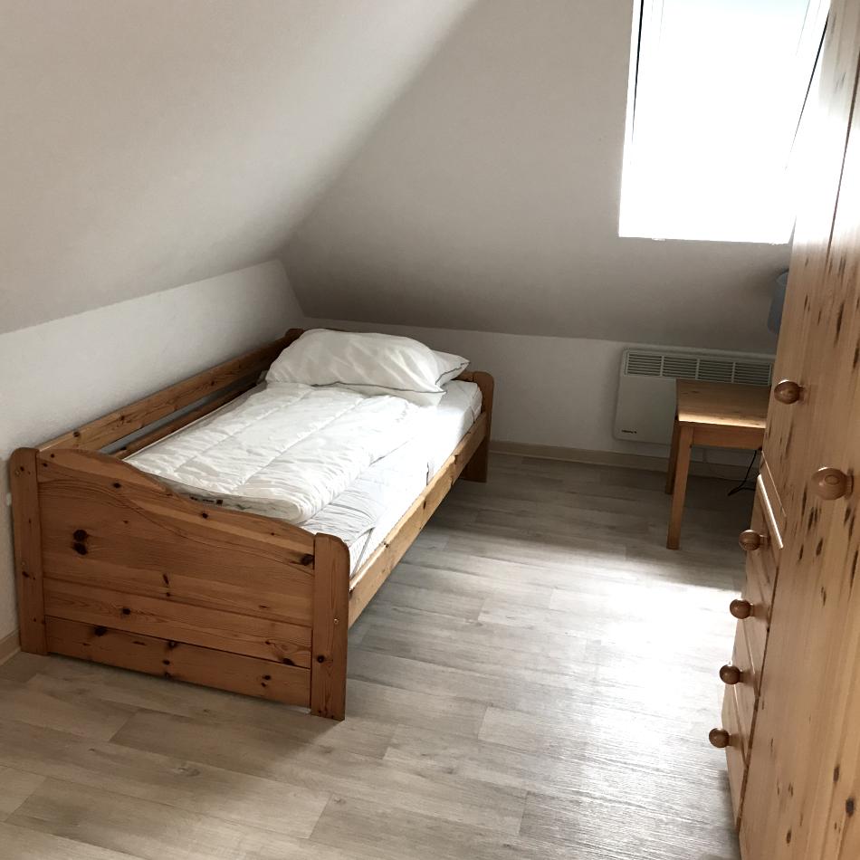Kornfeld - Schlafzimmer oben