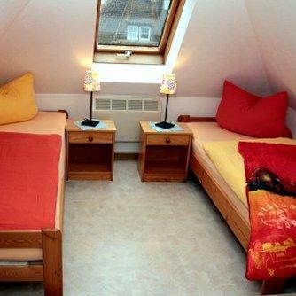 Ferienwohnung PF4-172 Petersdorf Schlafzimmer 3