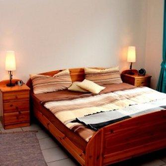 Ferienwohnung PF4-172 Petersdorf Schlafzimmer 1