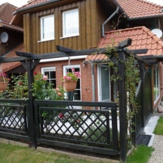 Ferienwohnung PI3-043 Petersdorf Außen