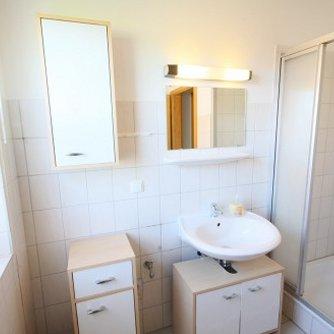 Ferienwohnung PI3-073 Petersdorf Badezimmer