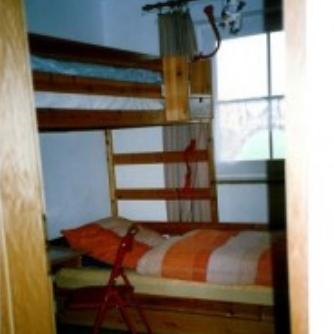 Ferienwohnung Stephan Petersdorf Schlafzimmer 2