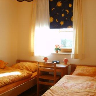 Ferienwohnung Windlicht Petersdorf Schlafzimmer 2