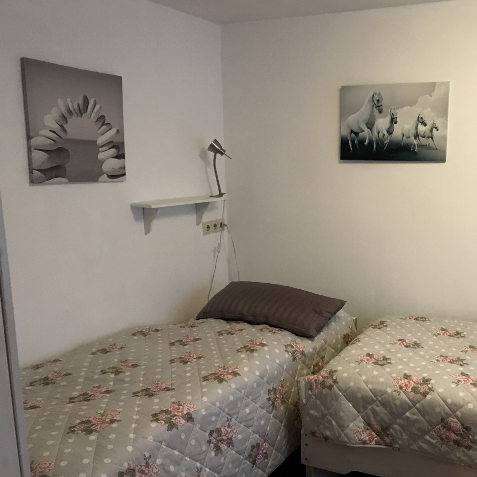 Schlafzimmer 2 / Erdgeschoß