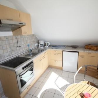 Ferienwohnung Fuchs PU3-512 Puttgarden Küche