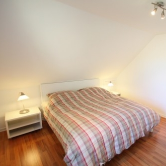Ferienwohnung Fuchs PU3-512 Puttgarden Schlafzimmer