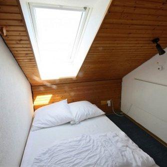 Ferienhaus Meerit Vitzdorf Schlafzimmer 1