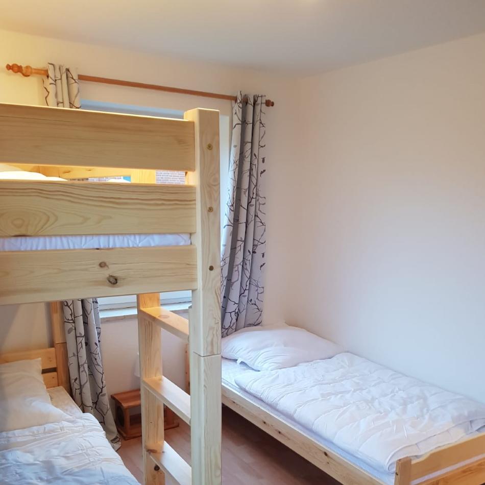 schon renoviert: Kinderzimmer