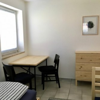 Ferienwohnung Hygge Wenkendorf Schlafzimmer