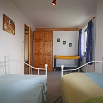 Ferienwohnung WD3-542 Wenkendorf Schlafzimmer 2