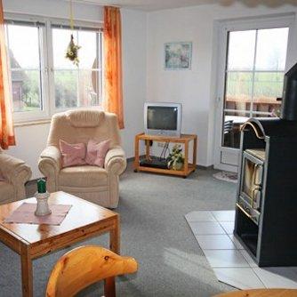 Ferienwohnung WD3-542 Wenkendorf Wohnzimmer