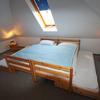 Ferienwohnung WD3-544 Wenkendorf Schlafzimmer 2